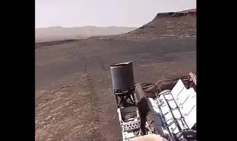 «Ακούστε ήχο από τον Άρη» - Το βίντεο που έγινε viral