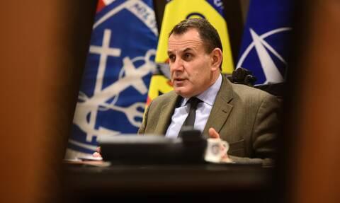 Νίκος Παναγιωτόπουλος: Στα Ηνωμένα Αραβικά Εμιράτα ο υπουργός Άμυνας - «Στριμώχνει» την Τουρκία