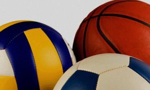 Τότε θα ξεκινήσουν οι αγώνες σε μπάσκετ γυναικών, χάντμπολ, πόλο και προπονήσεις σε Γ' Εθνική, Α2
