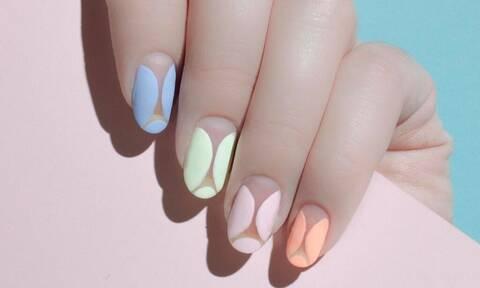 Sunday nailspiration και σου έχουμε τα πιο ωραία #PastelNails