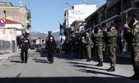 Greek president commemorates 108th anniversary of liberation of Ioannina
