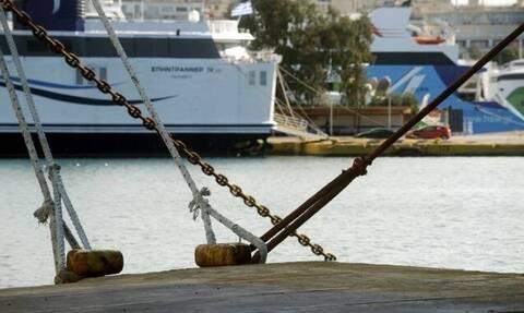 Προσοχή: Δεμένα τα πλοία στα λιμάνια 23/2 και 24/2