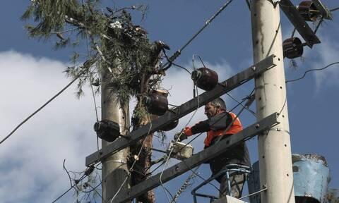 ΔΕΔΔΗΕ - Αττική: Αποκαταστάθηκαν οι βλάβες στην ηλεκτροδότηση