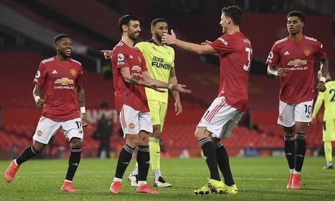 Premier League: Στον... σωστό δρόμο η Μάντσεστερ Γιουνάιτεντ - Όλα τα γκολ στην Αγγλία (videos)