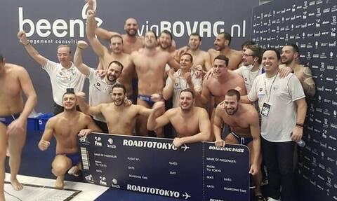 Πόλο: Στη δεύτερη θέση η Ελλάδα – Επόμενος σταθμός... Ολυμπιακοί Αγώνες! (video+photo)