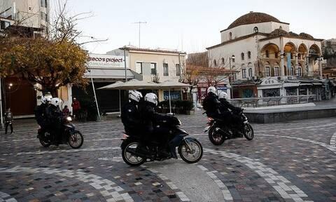 Κορονοϊός: 560.000 ευρώ σε πρόστιμα μόλις σε 24 ώρες - 124 συλλήψεις