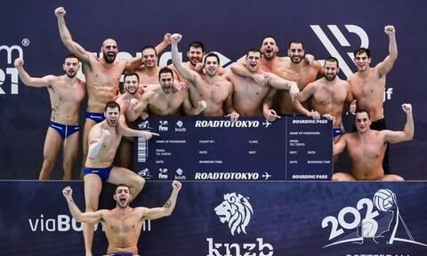 Πόλο: Οι αντίπαλοι της Εθνικής στους Ολυμπιακούς Αγώνες – «Βλέπει» προημιτελικά
