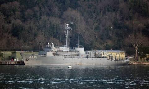 Υπό στενή παρακολούθηση το «Τσεσμέ» - Άρχισε να πλέει προς την περιοχή της NAVTEX