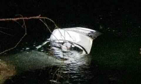 Ημαθία: Νεκρός 52χρονος που έπεσε με το αυτοκίνητό του σε αρδευτικό κανάλι