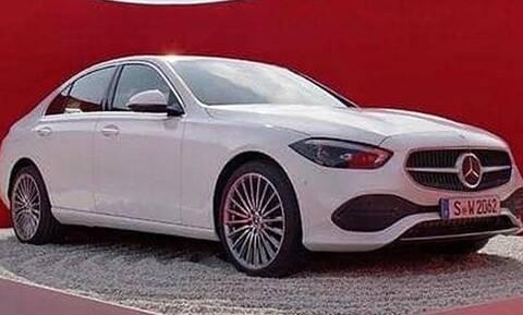 Δείτε τη νέα Mercedes C-Class λίγο πριν την επίσημη πρεμιέρα της