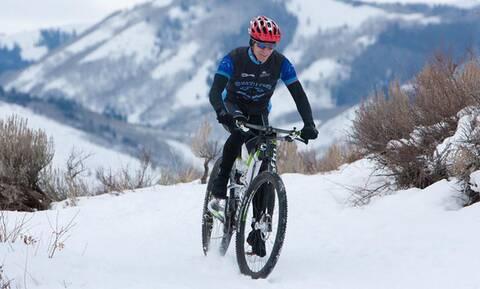 Γιατί το ποδήλατο θα σε σώζει πάντα, ακόμα και στο κρύο;