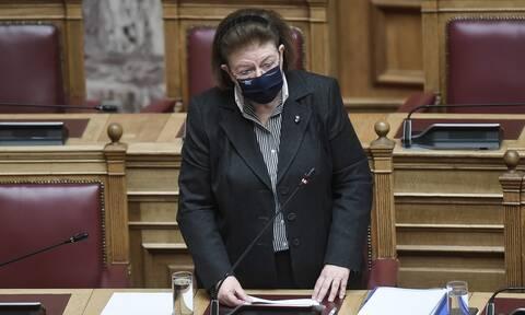 Υπόθεση Λιγνάδη: Πώς ο ΣΥΡΙΖΑ «κράτησε» την Μενδώνη στο υπουργείο Πολιτισμού