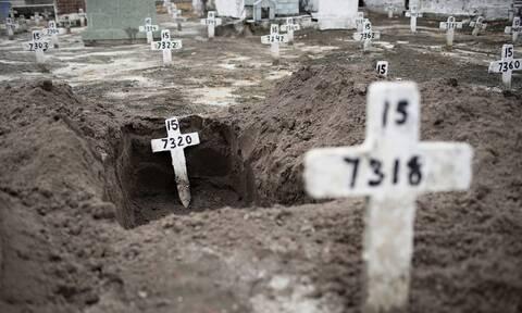 Κορονοϊός στη Βραζιλία: 639 θάνατοι και σχεδόν 27.000 κρούσματα σε 24 ώρες