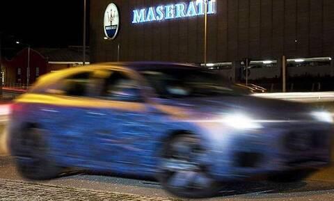 Grecale, δηλαδή γραίγος, ο ελληνικός άνεμος - Έτσι θα λέγεται το νέο και πιο μικρό SUV της Maserati