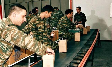 Τέσσερα φαγητά του Ελληνικού Στρατού που δεν ξεχνιούνται ποτέ