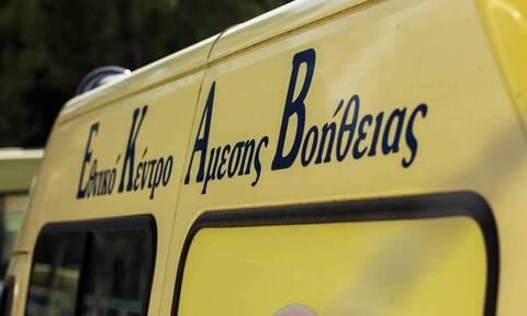 Θρίλερ στη Λάρισα: Εντοπίστηκε νεκρός άνδρας μέσα σε φορτηγό