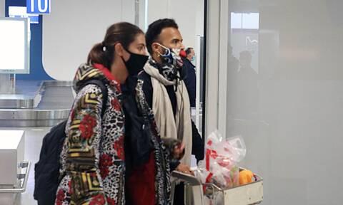 Κρεμλίδου-Κονδυλάτος: Μόλις προσγειώθηκαν στο Ελ. Βενιζέλος