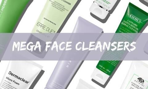 Mega Guide: 30 καθαριστικά προσώπου για όλους τους τύπους δέρματος