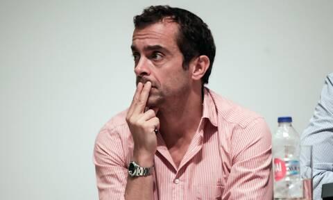 Κωνσταντίνος Μαρκουλάκης: «Ψυχραιμία» του συνιστά μέλος του ΣΕΗ μετά την «έκρηξή» του