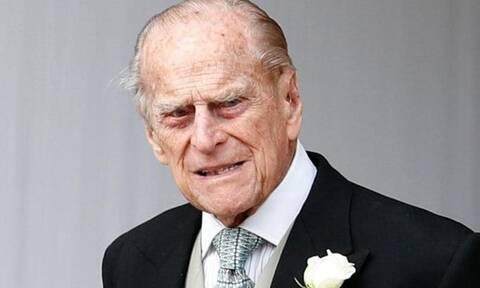 Στο νοσοκομείο παραμένει ο πρίγκιπας Φίλιππος - Τα τελευταία νέα της υγείας του
