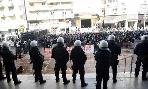 Θεσσαλονίκη: Συνεχίζεται η κατάληψη στο ΑΠΘ - Ελεύθεροι οι 31 συλληφθέντες