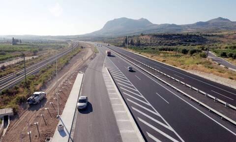 Προσωρινές κυκλοφοριακές ρυθμίσεις σε τμήμα του αυτοκινητόδρομου Κορίνθου - Πατρών