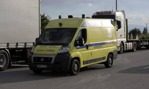 Δυο τραυματίες σε τροχαία στη Θεσσαλονίκη – Καραμπόλα 5 οχημάτων στην περιφερειακή
