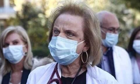 Παγώνη στο Newsbomb.gr: Υπάρχει έξαρση της πανδημίας - Χρειάζεται ψυχραιμία