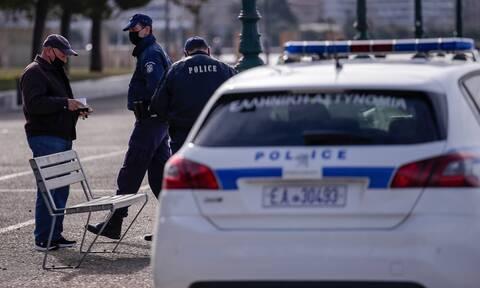Lockdown: Συλλήψεις και πρόστιμα 510.000 ευρώ για παραβίαση των μέτρων περιορισμού του κορονοϊού