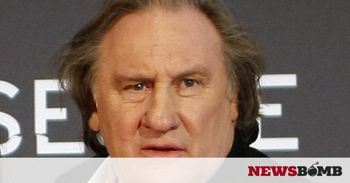 facebookGerard Depardieu