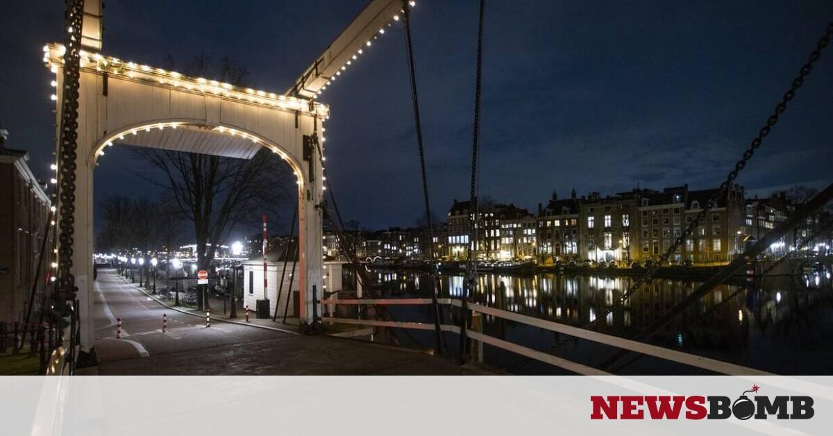 Κορονοϊός – Ολλανδία: Μέχρι 15 Μαρτίου η απαγόρευση κυκλοφορίας τη νύχτα – Ξανανοίγουν τα κομμωτήρια – Newsbomb – Ειδησεις