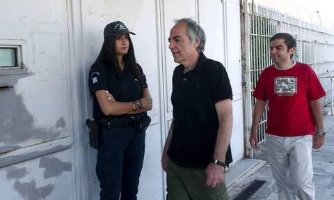 Prosecutor orders emergency medical measures for terrorist Koufodinas