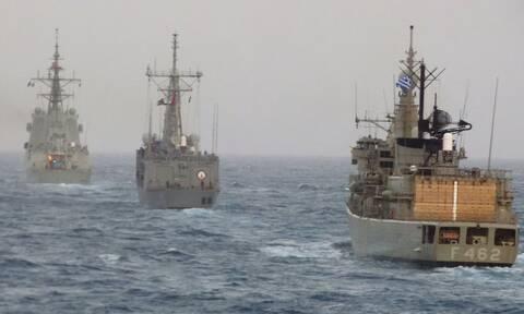 Δεκαήμερο -«φωτιά»: Στο Αιγαίο ο τουρκικός στόλος – Στήνει «τείχος» η Ελλάδα, έρχονται και οι Γάλλοι