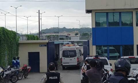Ισημερινός: Τουλάχιστον 62 κρατούμενοι σκοτώθηκαν σε εξεγέρσεις σε τρεις φυλακές