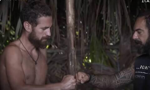 Survivor Spoiler 24/2: Τραυματίζεται η Ελευθερία – «Κωλοτούμπα» από τον Κώστα Παπαδόπουλο (vid)