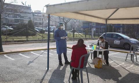 Κορονοϊός - Θεσσαλονίκη: «Βόμβα» από Ζέρβα – Τα κρούσματα αυξάνονται 15% κάθε εβδομάδα
