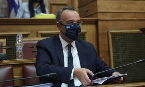 Σταϊκούρας: Στα 11,6 δισ. ευρώ τα μέτρα στήριξης κατά της πανδημίας  το 2021