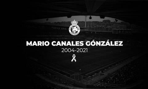 Θρήνος στην Ισπανία: Πέθανε 16χρονος ποδοσφαιριστής