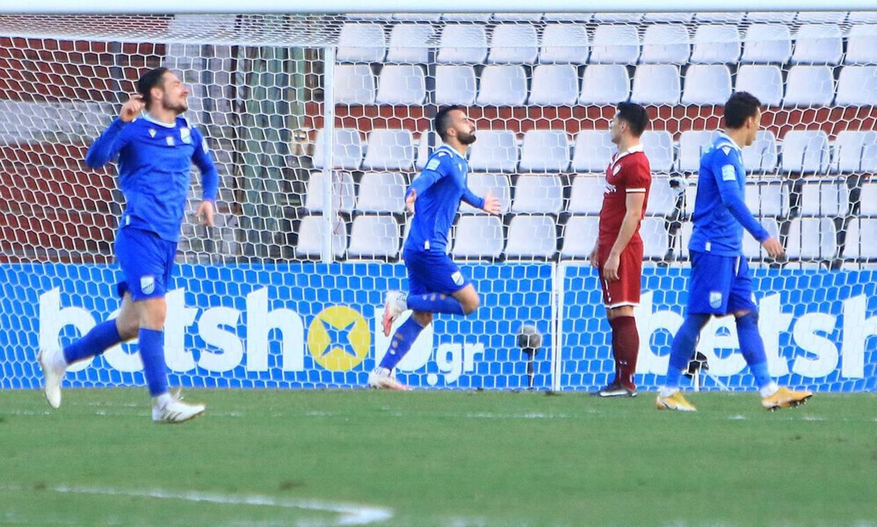 ΑΕΛ-Λαμία 0-1: Ο Αραμπούλι έσπρωξε στον... γκρεμό τους Θεσσαλούς! (videos+photos)