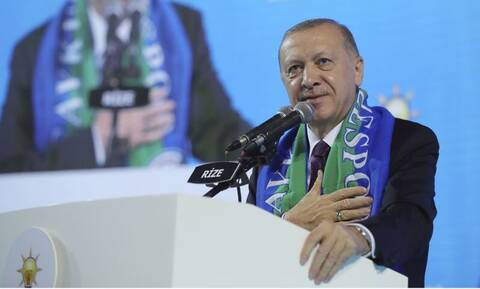 Ακραία πρόκληση Ερντογάν: Άλλαξε... όνομα στο Αιγαίο και πανηγυρίζει για την Αγιά Σοφιά
