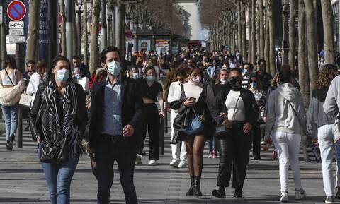 Κορονοϊός Γαλλία: «Επιδεινώνεται» η υγειονομική κατάσταση - Σε lockdown και η Δουνκέρκη