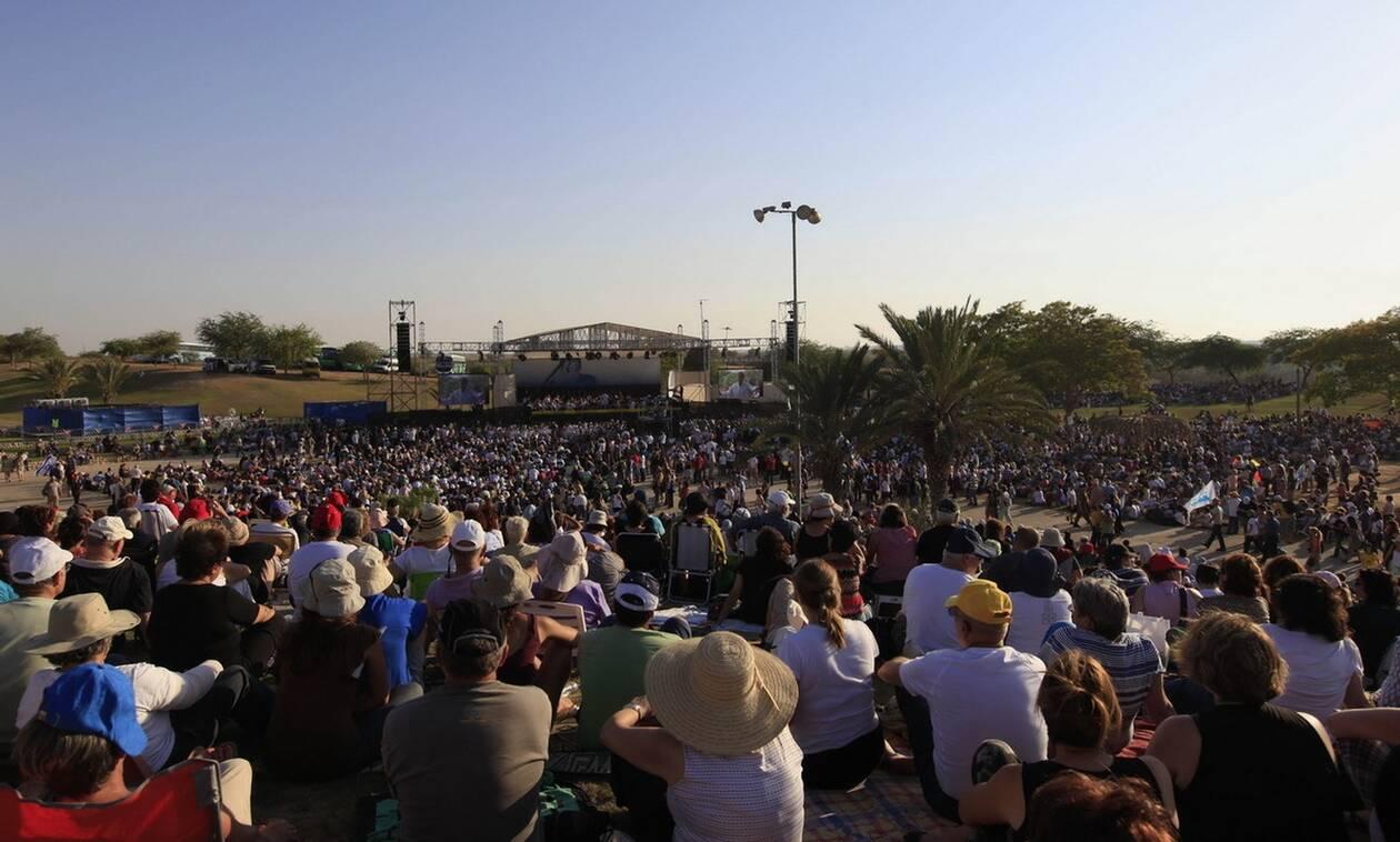 Νέα κανονικότητα στο Ισραήλ; Η πρώτη μουσική συναυλία στο Τελ Αβίβ μόνο για εμβολιασμένους