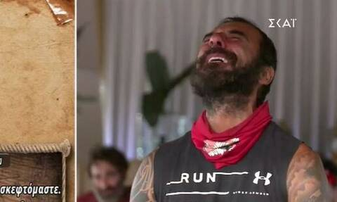 Survivor: Δάκρυα και αναφιλητά - Όταν οι Κόκκινοι είδαν τους δικούς στους (vid)