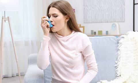 Κορονοϊός: Δεν κινδυνεύουν περισσότεροι οι ασθενείς με άσθμα