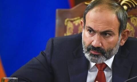 Αρμενία: Ο πρωθυπουργός έπαυσε τον αρχηγό του γενικού επιτελείου των ενόπλων δυνάμεων