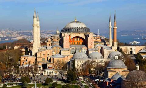 Греция просит вернуть статус музея собору Святой Софии в Константинополе