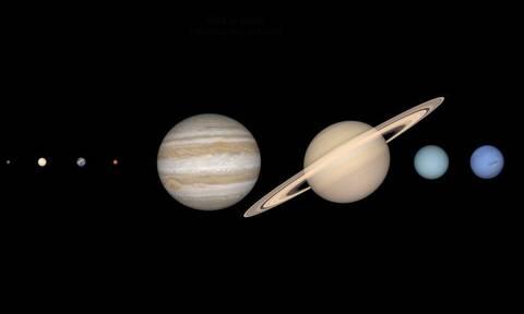Το μάθαμε και αυτό: Γιατί οι πλανήτες έχουν ελληνικά ονόματα;