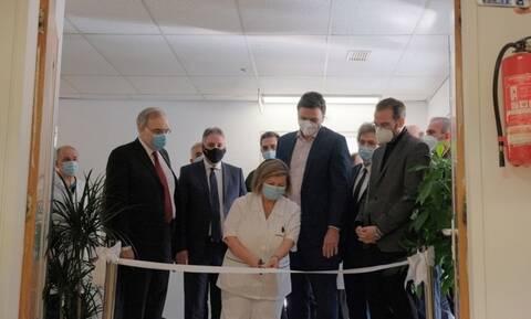 Επαναλειτουργεί η Καρδιοθωρακοχειρουργική Κλινική στο Πανεπιστημιακό Νοσοκομείο Πατρών