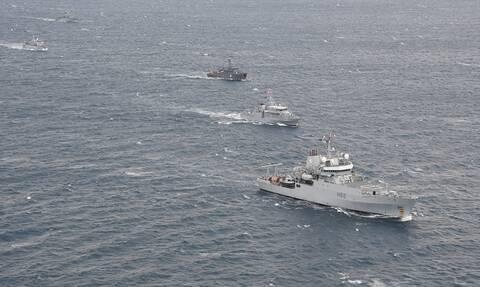 Αποχώρησε από το Αιγαίο το «Τσεσμέ» - Καμία κινητικότητα από τον τουρκικό στόλο