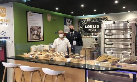 Η εταιρεία Μύλοι Λούλη και η Kenfood στην 25η Διεθνή Έκθεση Τροφίμων και Ποτών Gulfood